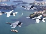 Fighters Over Sydney