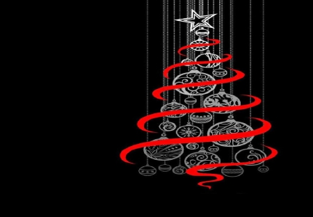 Christmas Tree - Fantasy & Abstract Background Wallpapers on ...