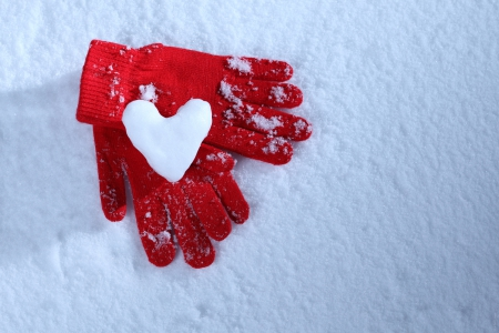 Snow Heart (With images)   Heart pictures, Heart in nature ...   Hearts In Nature Winter