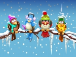 Holiday Snowbirds