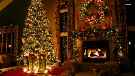 Cozy Christmas - Photography & Abstract Background Wallpapers on ...