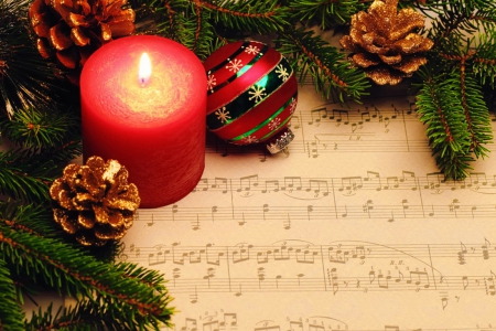Christmas song - Other & Abstract Background Wallpapers on Desktop Nexus (Image 1639210)