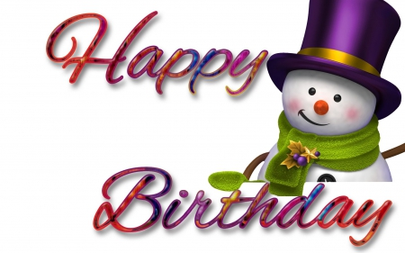 Image result for winter birthday images