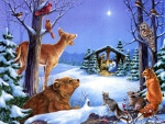 Animals Christmas