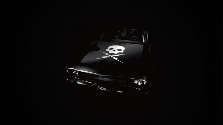 One Bad Muscle Car Chevrolet Cars Background Wallpapers On