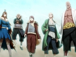 The 5 Kage!