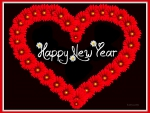 ♥ Happy New Year From The Heart ♥
