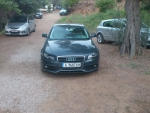 audi a4 in greece