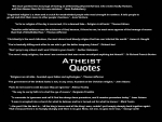cool atheist quotes