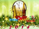 ..Countdown of New Year..