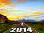 ..New Year Travels 2014..