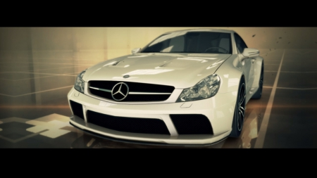 Most Wanted's Mercedes-Benz SL65 AMG Black Series