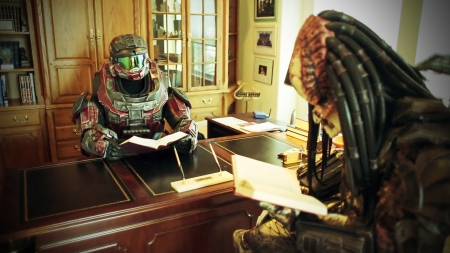 how to read the halo books