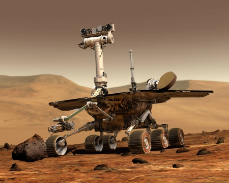 Mars probe - environment, discovery, exploration, rover
