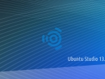 Ubuntu Studio Lines Wallpaper