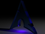 Arch Linux Logo (blue version)