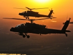 Greek Combat Helicopters
