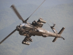 Greek Combat Helicopter Apache