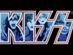 KISS logo theme artwork