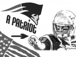 Tom Brady Art - Superbowl Bound?