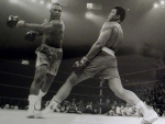 Ali in the ring