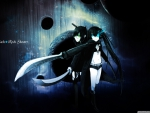 anime black rock shooter