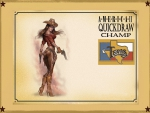 Cowgirl Quickdraw Champ