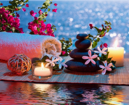 Wellness wallpaper  Stay healthy with wellness - Flowers & Nature Background ...