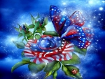 ✫Butterfly Ideas in Patriotism✫