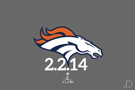 Denver Broncos Super Bowl 2014 - new, 2014, nfl, seahawks, york, bowl, broncos, denver, super, football, wallpaper, seattle, superbowl
