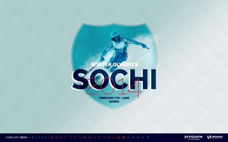 Sochi Winter Olympics 2014 - olympics, sochi, winter, sports
