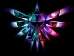 Neon Triforce