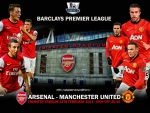 ARSENAL - MANCHESTER UNITED