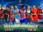 UEFA CHAMPIONS LEAGUE , FIRST KNOCKOUT ROUND