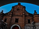 Philippines Old Church
