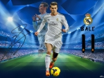Gareth Bale Champions League Wallpaper