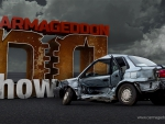 Carmageddon Show Official Wallpaper