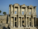 Library Ruins, Ephesus Turkey