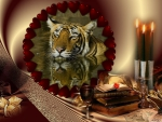 Refections of a Tiger
