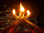 2010 Olympic Caldron from Vancouver,Canada