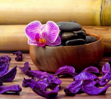 Relaxing Spa - Photography & Abstract Background ...  Relaxing Spa - ...