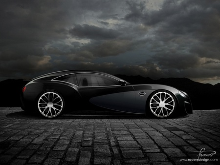 Untitled Wallpaper - bugatti