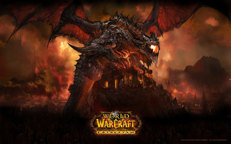 world of warcraft cataclysm - game, pc, world of warcraft