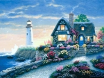 ★Blue Lighthouse★