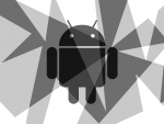 Black and White Android