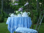 French Blue Garden Tea
