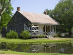 Traditional House in Louisiana_Old