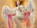 Beautiful Archangel