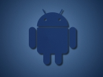Dark Blue Emboss Android