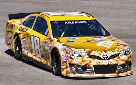 18 kyle busch auto racing amp sports background